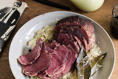 Corned beef in red wine – Recipes – Bite