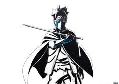 ADULT BORUTO UZUMAKI by NarutoDrawingChannel