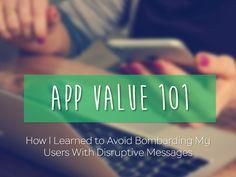 App Value 101 #mobile #app