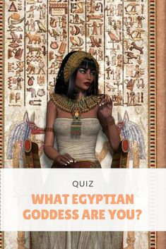 Egyptian goddesses were among the most feared and beautiful goddesses in the world. They have immense wealth and power and have changed the history of Ancient Egypt forever. Which of these powerful women would you be?