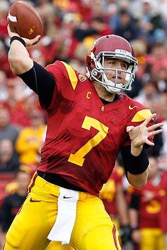 USC's next heisman trophy winner... Matt Barkley