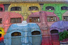 """""""2015. riScatto sociale. No al razzismo. Vedi qualcosa di diverso?"""", Via del Porto Fluviale, Roma, 3° riScatto urbano di Fede Serru. Saranno conteggiati i """"mi piace"""" al seguente post: https://www.facebook.com/photo.php?fbid=903039196452656&set=o.170517139668080&type=3&theater"""
