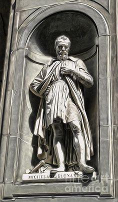 Uffizi Gallery - Michelangelo Buonarroti