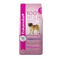 COUPON CODE: Y3VFRK51 to get 20% OFF at checkout. www.petusuals.com.au Pay with Visa, Mastercard, PayPal or BPAY We deliver or you can collect in store.  33% less fat* for weight control (*vs. Eukanuba Adult Small Breed).  Eukanuba Adult Weight Control Small Breed is for small dogs (under 10 kg) with a tendency to be gain weight. It contains 33% less fat (vs. Eukanuba Adult Small Breed) as well as high quality ingredients such as animal based protein, fat, carbohydrates, fibres and important…