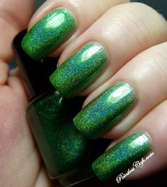 Literary Lacquers Green Gables