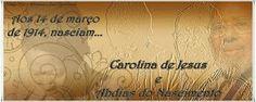 Saberes  & Sabores das diferenças: Festa para o nascimento de Carolina de Jesus e Abd...