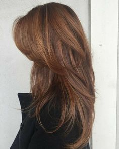 Visit for more Fresh best haircuts. Long hair Hair The post Fresh best haircuts. Long hair Hair appeared first on frisuren. Long Layered Haircuts, Cool Haircuts, Layered Hairstyles, Layered Long Hair, Ladies Hairstyles, Hairstyles 2018, Brunette Long Layers, Long Layered Hair With Side Bangs, Fresh Haircuts
