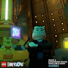 Lego Ninth Doctor Doctor Who, Ninth Doctor, The Avengers, Age Of Ultron, Winter Soldier, Dr Who Lego, Pokemon Go, Cinema, Arcade Games