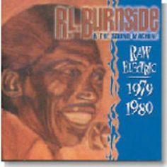 R.L. Burnside - Raw Electric: 1979-1980