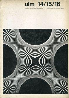 ウルム造形大学機関紙 ulm14/15/16: Zeitschrift der Hochschule fur Gestaltung/Journal of the Hochschule fur Gestaltung/Gui Bonsiepe/Renate Kietzmann/Her...