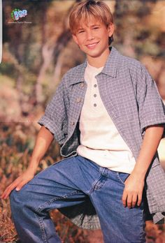 jtt Child Actors, Young Actors, Jonathan Taylor Thomas, Tim Allen, Kids Fashion Boy, Boys Jeans, Boy Hairstyles, My Childhood, Teen Boys
