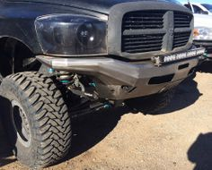 MERCENARY OFFROAD: Bumpers - 2003-2009 Dodge Ram 2500 / 3500 BUMPER FAB IDEA