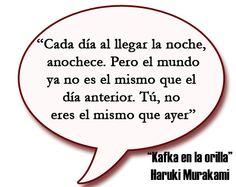 Y dijo la libélula...: Haruki Murakami