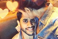 Samantha And Naga Chaitanya Romantic Kiss On Valentines Day