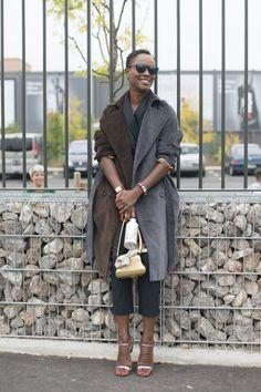Pin for Later: Das sind die 21 am besten gekleideten Frauen der Fashion Week Shala Monroque