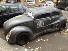 Chopped and Lowered Beetle