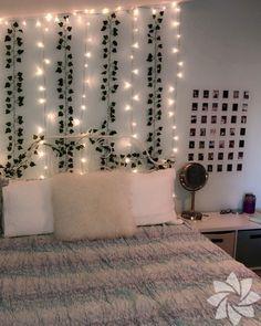 Indie Room Decor, Cute Bedroom Decor, Bedroom Decor For Teen Girls, Room Design Bedroom, Girl Bedroom Designs, Teen Room Decor, Stylish Bedroom, Room Ideas Bedroom, Bedroom Inspo