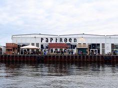 How To Spend: 48 Hours In Copenhagen. paper island copenhagen