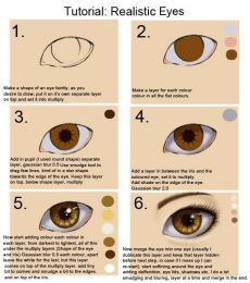 How to draw realistic eyes Find this Pin and more on Dolls Eyes, Faces & patterns by Tutorial II : (asian) eyes This the way I do it ^. And once again sorry for my English, hope you can get someth. Have you ever repainted your dolls? Yay for my first tuto Eye Painting, Doll Painting, Painting Tips, Doll Repaint Tutorial, Doll Tutorial, Realistic Eye Drawing, Drawing Tips, Doll Face Paint, Asian Eyes