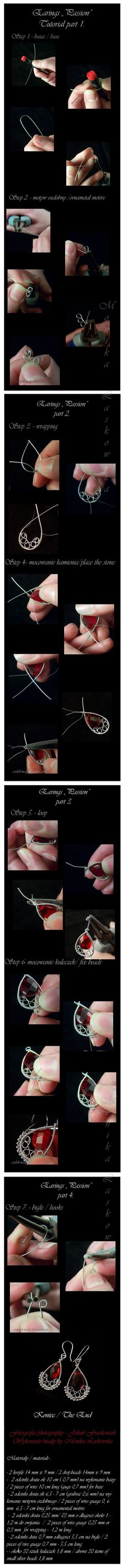 DIY Ear Cuffs : DIY Ear Cuff