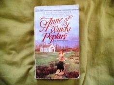 Paperback: Anne of Windy Poplars in Sylphs Yard Sale in Colorado Springs , CO for $1.00. brBook 4 of the Anne of Green Gables Series