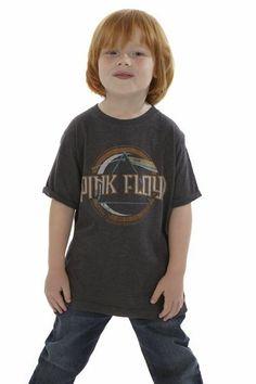 95a1047a46a Pink Floyd On The Run Marl T-Shirt - Amplified Kids Birthday Wishlist