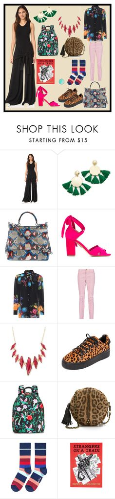 """Beauty Products"" by cate-jennifer ❤ liked on Polyvore featuring Norma Kamali, Shashi, Dolce&Gabbana, Aquazzura, Gucci, Current/Elliott, Kendra Scott, Kendall + Kylie, Kate Spade and Jérôme Dreyfuss"