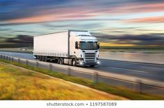 Find Truck Container On Highway Cargo Transportation stock images in HD and millions of other royalty-free stock photos, illustrations and vectors in the Shutterstock collection. Thousands of new, high-quality pictures added every day. Classic Trucks, Big Trucks, Transportation, Photo Editing, Container, Stock Photos, Vehicles, Pictures, Photography