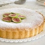 Ricetta Torta ai fichi e limone | FROLLA MORBIDA