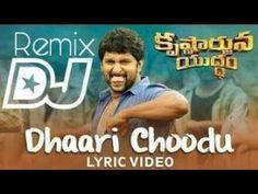 Dhaari choodu DJ Song with Lyrics Dj Songs List, Dj Mix Songs, Movie Songs, Audio Songs Free Download, Dj Download, Latest Dj Songs, Dj Mp3, New Dj Song, Dj Dj Dj