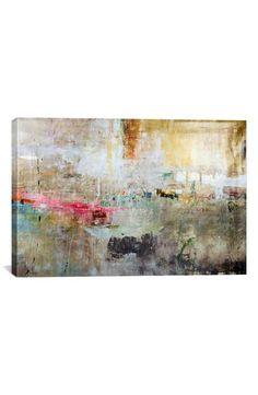 iCanvas 'Rain Clouds - Julian Spencer' Giclée Print Canvas Art
