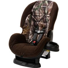 Cosco - Scenera Convertible Car Seat, Realtree. omg can i have pink real tree when i have a girl!!??
