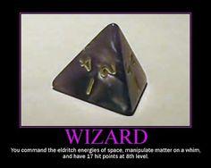 Wizard...truth...sigh