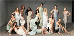 Supers | Vogue, Nov 1999 . Photo Annie Leibovitz