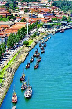 Cais de Gaia #Porto, #Portugal