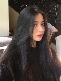 @baukrysie/ Instagram Ulzzang Korean Girl, Cute Korean Girl, Asian Girl, My Hairstyle, Girl Hairstyles, Girl Korea, Uzzlang Girl, Asian Beauty, Selfies