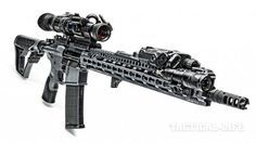 M4V11 LW: Daniel Defense's Light FighterFind our speedloader now!  http://www.amazon.com/shops/raeind