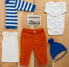 The Mountaineer | Natural Organic Bio Baby Products: Organic Cotton & Merino Wool