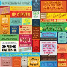 The 36 rules of social media - Entrepreneur...Virgin.com. Just in time for Global Entrepreneur week! I am so happy  grateful that the River of Life never stops flowing... It flows through me into lavish expression! My thoughts are directed exclusively towards abundance. Infinite riches are flowing to me easily and effortlessly. Extraordinary Abundance is all around me, I AM provided with abundance at any time and in every situation!! THANK YOU... Abundance Now and Always... AND SO IT IS!