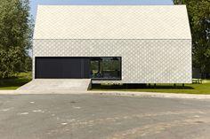 house M   oudenaarde - Projects - CAAN Architecten / Gent