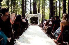 Carmel Valley wedding by Allison Weddings
