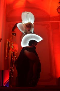 A #performer during our #ball
