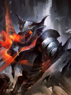 Black Knight by ber-yaourt