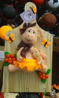pig polymer clay