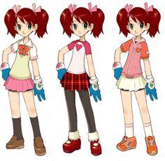 Yumi - Costume Scheme by YanoKun