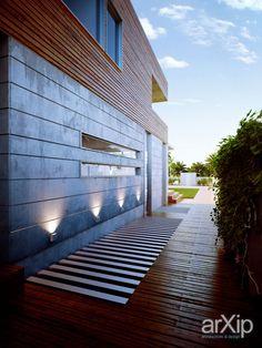 3DVisDesign |  modifying date: 03.01.2012  feature type: verandas,  Cottages,  Townhouses,  Mansions  feature style: Minimalism,  Hi-Tech  working area: Architecture,  3D visualization