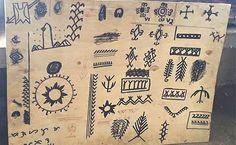 kalinga tattoo design