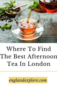 Are you heading to the England soon? If so, you should treat yourself to afternoon tea in London…No trip to England  is complete without experiencing afternoon tea, and these establishments are among the best at serving London's favorite hot beverage. So, grab a mate and try one of these hot spots.#england #london #londontravel