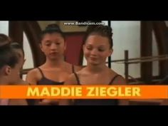 Maddie Ziegler as Eiffel on Nicky Ricky Dicky and Dawn Commercial