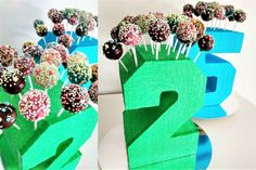 Cake pops Cake Pops, Cupcakes, Desserts, Food, Cake Pop, Tailgate Desserts, Cupcake, Deserts, Essen